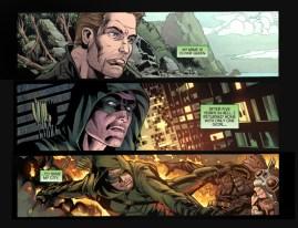 Arrow Temporada 2.5