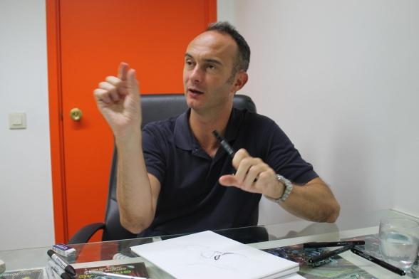 Entrevista Gary Frank ECC Ediciones 2