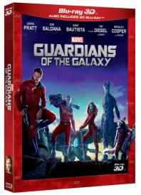 Guardianes de la galaxia Blu-ray 3D
