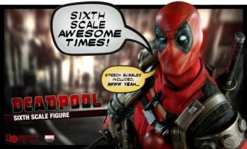 Hot Toys Deadpool