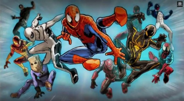 Spider-Man_Unlimited_Gameloft_Teaser_Outfits-614x340