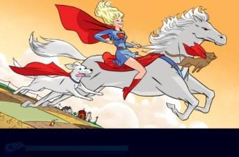 Supergirl 37 Darwyn Cooke