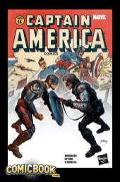 Marvel Hasbro Capitán América