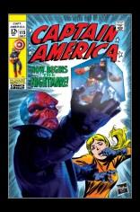 Marvel Hasbro Capitán América y Red Skull
