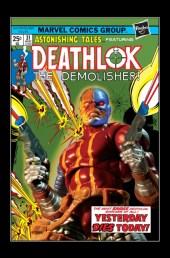 Marvel Hasbro Deathlok