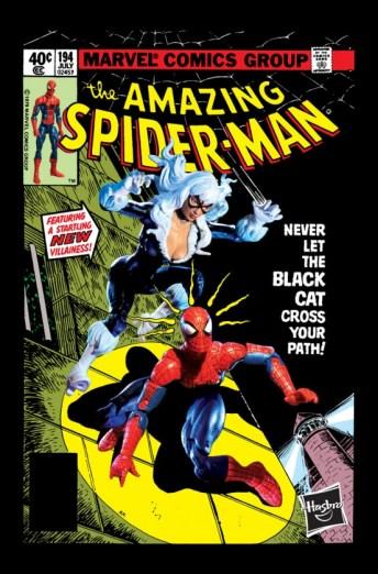 Marvel Hasbro Spiderman Black Cat