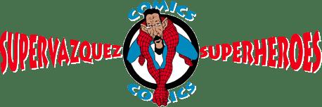 supervázquez comics superhéroes