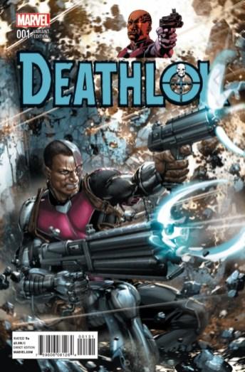 Primer vistazo a 'Deathlok #1'