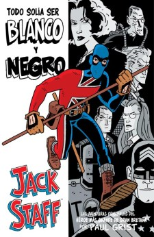 Jack Staff 1
