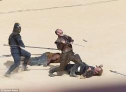 Juego de Tronos 5 Jorah Mormont