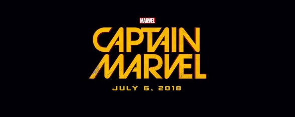 Marvel Event - Captain Marvel official logo
