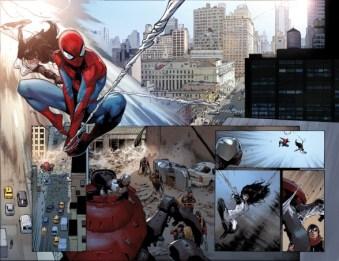 Primer Vistazo a Spider-Verse 06