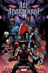 X-Men vuelven a la era de apocalipsis
