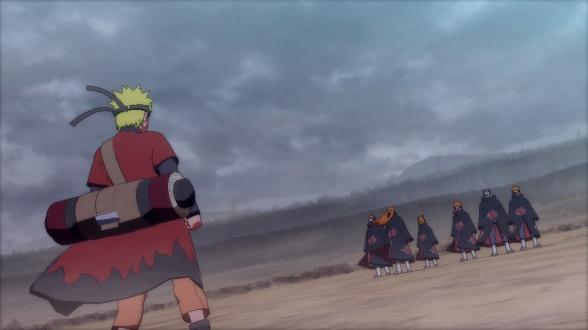 'Naruto: Ultimate Ninja Storm 2' para XBOX 360 y PS3