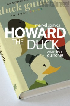 HOWARD-THE-DUCK-número-1