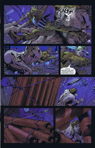 Hank Pym Ultimates 9