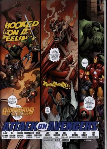 Primeras imágenes a color del crossover entre 'Ataque a los Titanes' y Marvel
