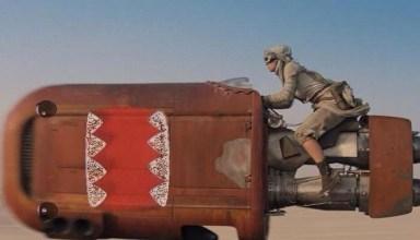 Star Wars the Force awakens motorbike meme 01