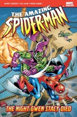 1. SPIDER-MAN THE DEATH OF GWEN STACY