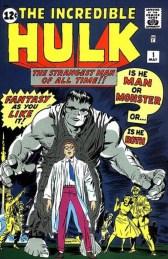 15. HULK (1962) #1