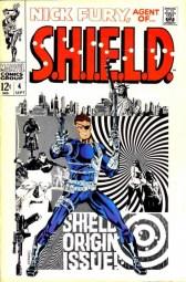 36. NICK FURY AGENT OF S.H.I.E.L.D. (STERANKO)