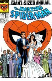 68. AMAZING SPIDER-MAN ANNUAL #21