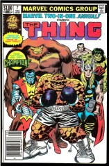 72. MARVEL TWO-IN-ONE ANNUAL #7