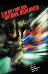 Portada alternativa Superman & Batman