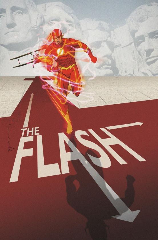 Portada alternativa The Flash
