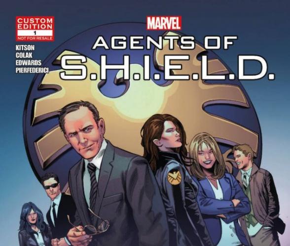 Waid y Pacheco traen Agentes de S.H.I.E.L.D. a la viñeta 00