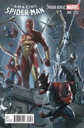 Amazin Spiderman portada 2