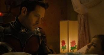Ant-Man Trailer - Scott Lang con su hija 02