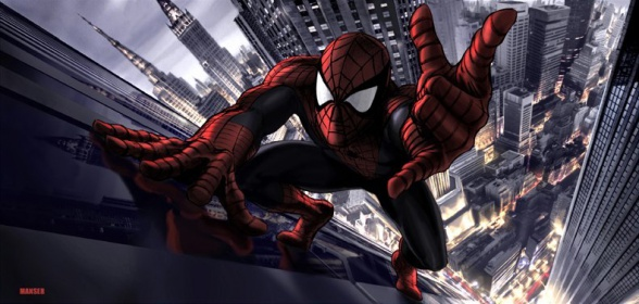 Diseños de Spiderman de Sam Raimi