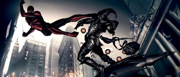 Diseños de Spiderman de Sam Raimi