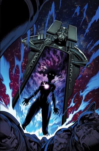 Guardians of the Galaxy & X-Men Black Vortex Omega 1 sin texto