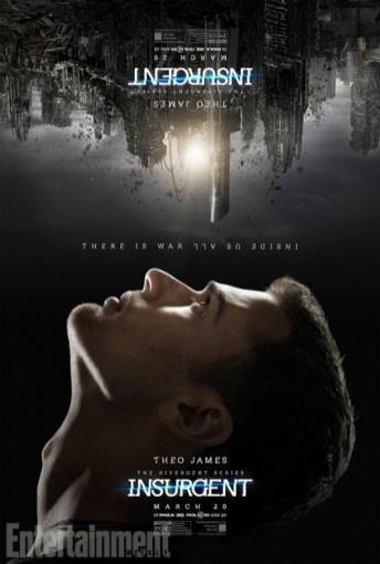 Theo James Insurgente