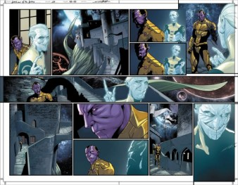 Página de Guardians of the Galaxy #24