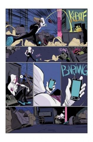 Spider-Gwen #1-2