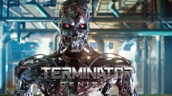 Terminator Genisys - banner