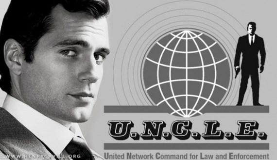 The Man From U.N.C.L.E. - El Agente de C.I.P.O.L. - banner