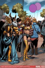 Welcome Home variant cover 01 - Angela Asgard Assassin 02