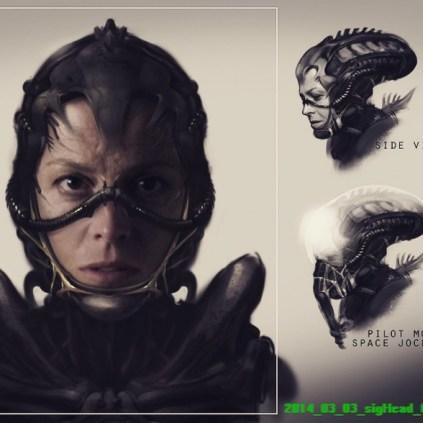 Neil Blomkamp Alien