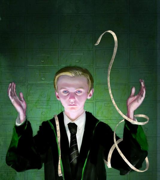 harry-potter-illustrado-draco-malfoy