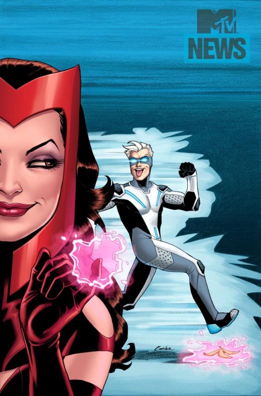 Mujeres de Marvel Imposibles Vengadores nº3