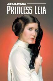 Primer vistazo a 'Princess Leia' #1