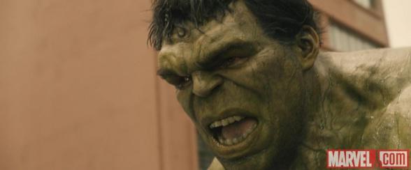Hulk descontrolado