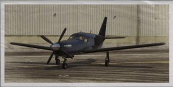 Algunos de estos vehículos serán aéreos, como este avión