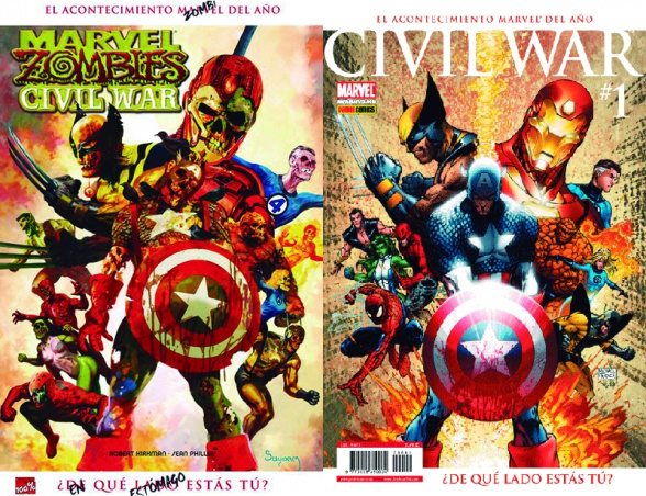marvel zombies civil war