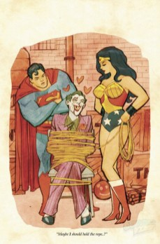 Superman/Wonder Woman #8 por Cliff Chiang