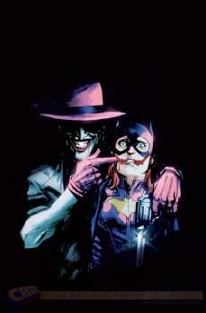 Batgirl #41 por Rafael Albuquerque